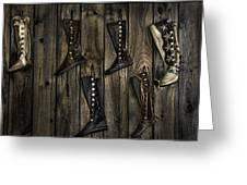 Boots Anyone? Greeting Card