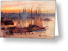 Bordeaux Greeting Card