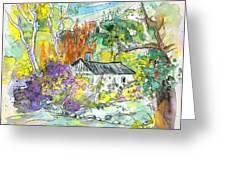 Borderes Sur Echez 02 Greeting Card