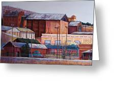 Borderland Mills Greeting Card