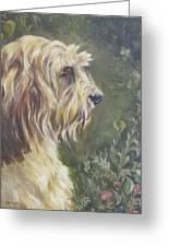 Bosley's Garden Portrait Greeting Card