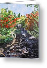 Botanic Garden Merano 1 Greeting Card