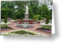Botanical Gardens - St. Louis Greeting Card