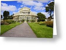 Botanical House Greeting Card