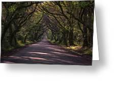 Botany Bay Road Greeting Card