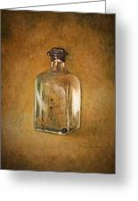 Bottle Of Light Greeting Card