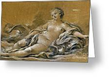 Boucher: Venus Greeting Card