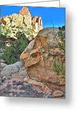 Boulder Castle Greeting Card