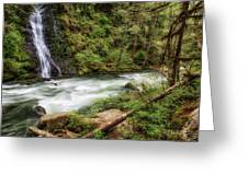 Boulder River Greeting Card