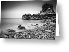 Bouley Bay Greeting Card by James Billings
