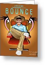 Bounce Greeting Card