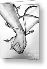 Bound By Love Greeting Card