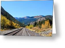 Bound For Glory Greeting Card