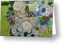 Bouquet Of Love Greeting Card