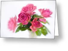 Bouquet Of Roses II Greeting Card