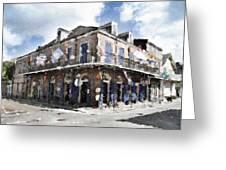 Bourbon Pub Pride Greeting Card