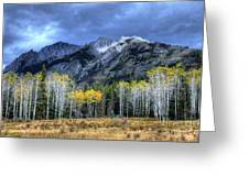 Bow Valley Parkway Banff National Park Alberta Canada II Greeting Card