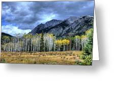 Bow Valley Parkway Banff National Park Alberta Canada IIi Greeting Card