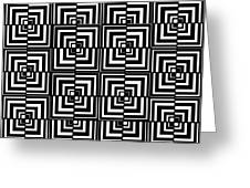 17 D Interdimensional Greeting Card