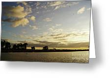 Boyanup Dusk Greeting Card