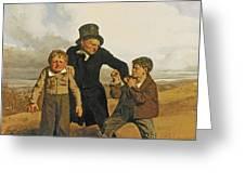 Boyhood Greeting Card