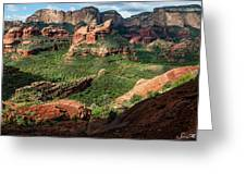Boynton Canyon 05-942 Greeting Card