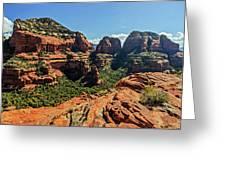 Boynton Canyon 07-054 Greeting Card