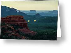 Boynton Canyon 07-079 Greeting Card