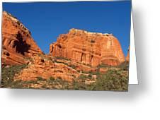 Boynton Canyon Red Rock Secret Greeting Card