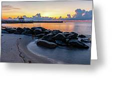 Boyton Beach Inlet Greeting Card