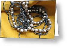 Bracelets Greeting Card