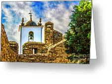 Braganca Bell Tower Greeting Card