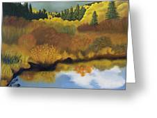 Bragg Creek Greeting Card