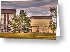 Braidwood Reactor 1 Greeting Card