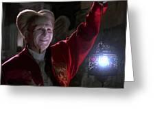 Bram Stoker's Dracula Large Size Painting Greeting Card