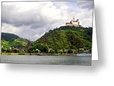 Brambach Germany Greeting Card