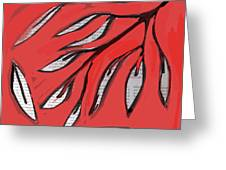 Branch News Greeting Card