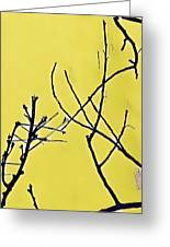 Branching Out Snowscape 3 Greeting Card