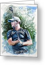 Branden Grace Watercolor Greeting Card