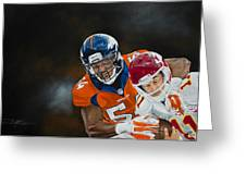 Brandon Marshall Greeting Card