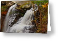 Brandywine Falls II Greeting Card
