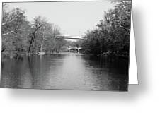 Brandywine Creek  Greeting Card