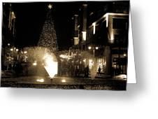 Branson Landing Christmas  Greeting Card