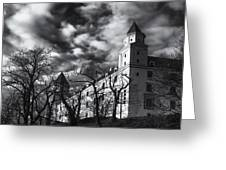 Bratislava Castle Greeting Card