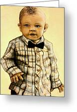Brayden Christopher Stratton Greeting Card