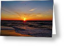 Breaking The Horizon 2 412 Greeting Card