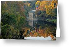 Breck's Mill Greeting Card
