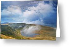 Brecon Beacons National Park 3 Greeting Card