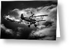 Breitling Walker 1 Greeting Card