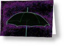 Brella Greeting Card